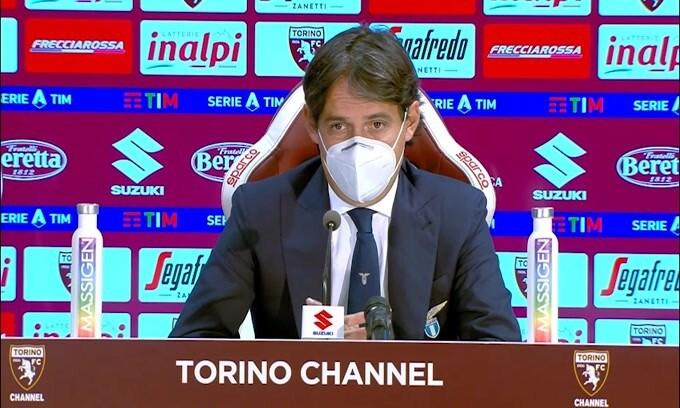 """Simone Inzaghi: """"Momento difficile tra Covid e calendario"""""""