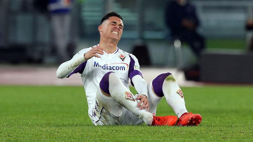 Fiorentina, Callejon positivo al covid