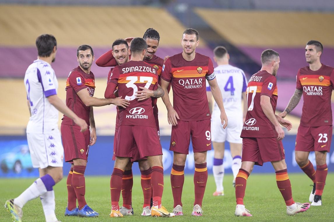 Spinazzola e Pedro infiammano l'Olimpico: 2-0 show della Roma