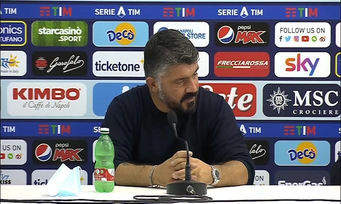 """Gattuso: """"L'Europa League non può essere un alibi"""""""
