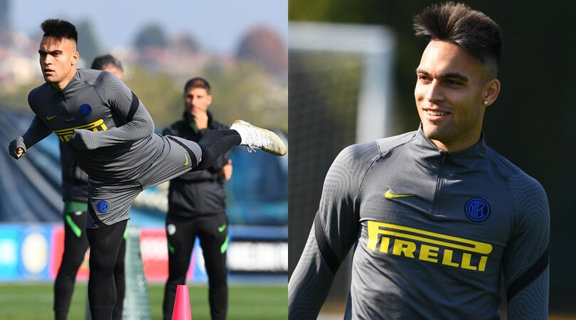 Inter, Lautaro guida i compagni in vista del Real Madrid