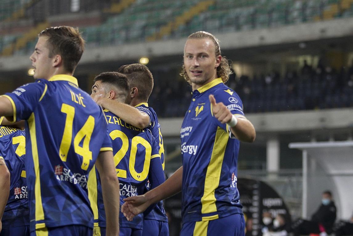 Verona-Benevento 3-1: Barak show affonda Inzaghi