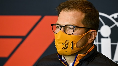 F1 McLaren, Seidl: