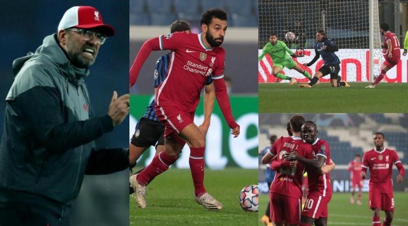 L'Atalanta a lezione da Klopp: fantastico Liverpool!