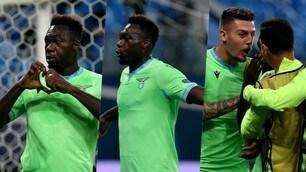 Lazio, altra graffiata di Caicedo! Con lo Zenit è 1-1