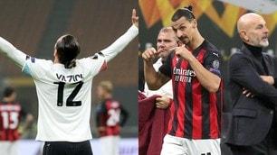 Milan, Yazici dà spettacolo al Meazza. Ibrahimovic è una furia
