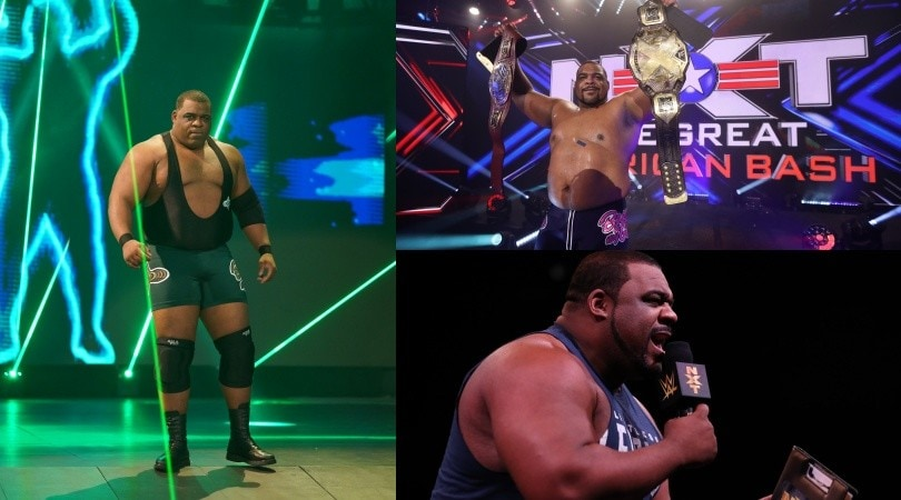 """Keith Lee, un gigante """"Limitless"""" in WWE"""