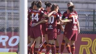 Roma raggiunta nel finale: con la Fiorentina è 2-2