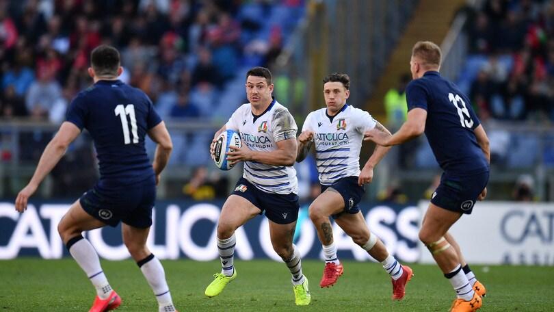 Cattolica Test Match, Italia a Firenze e Ancona contro Scozia e Fiji