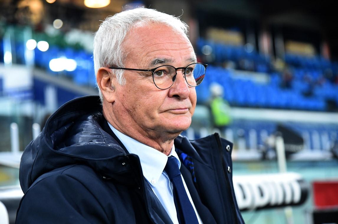 """Sampdoria, Ranieri: """"Espulsione giusta ma rigore troppo severo"""""""