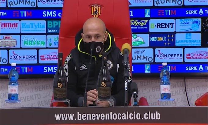"""Italiano: """"Che soddisfazione, tre punti e zero gol subiti"""""""