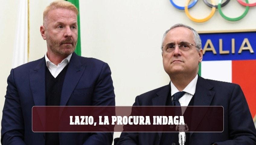 Lazio, la Procura indaga: tre ipotesi di reato