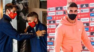 Spagna, riecco Morata: il ritorno in nazionale