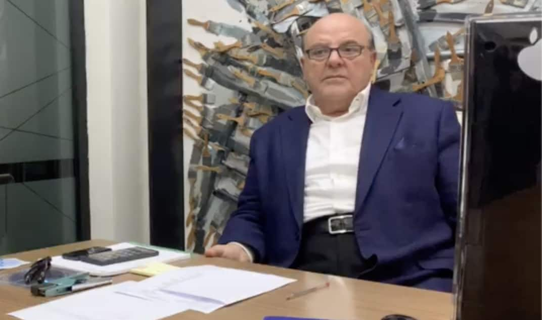 """Taccone esclusivo: """"Alla Lazio fatti i tamponi di notte"""""""