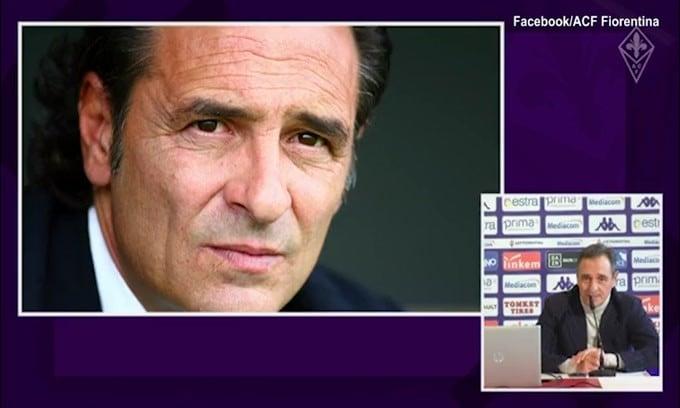 """Prandelli: """"Amo la Fiorentina. Ho sempre pensato a questo club"""""""
