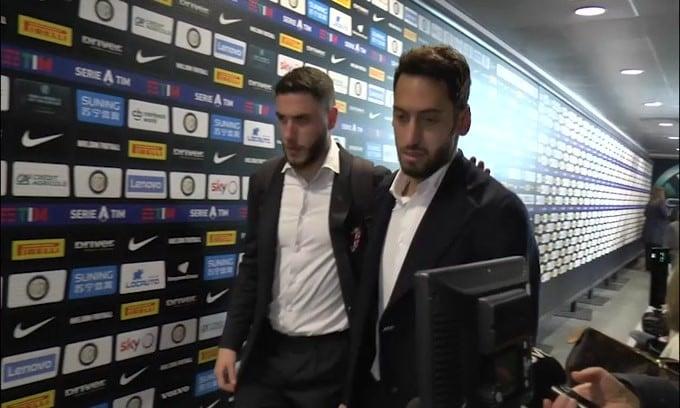 Occhio Milan, Simeone vuole Calhanoglu