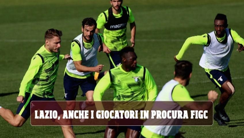 Lazio, anche i giocatori in Procura Figc!