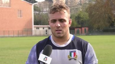 """Rugby, Cannone: """"La mia prima volta al Franchi"""""""