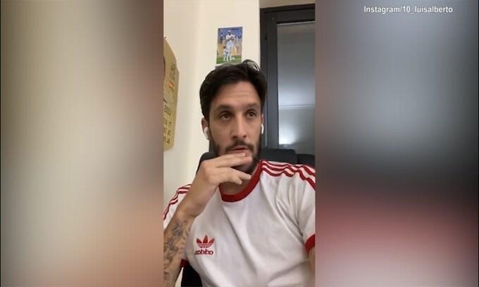 """Luis Alberto: """"Tifosi, vi chiedo scusa. Darò il massimo per la Lazio"""""""