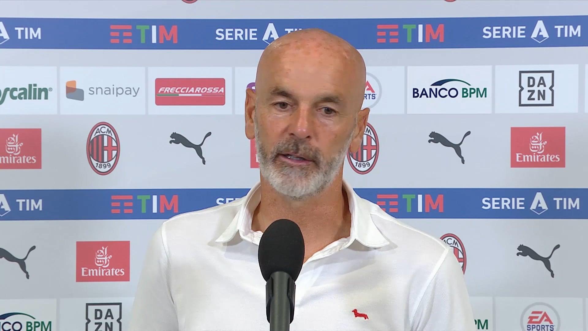 Milan, Pioli positivo al Covid: allenamento annullato