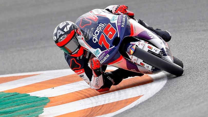Gp Valencia: Arbolino trionfa in Moto3 e riapre il Mondiale