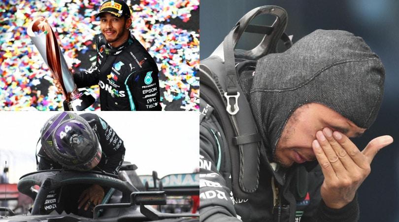 Formula 1, Hamilton vince il Mondiale! Gioia e lacrime del pilota Mercedes