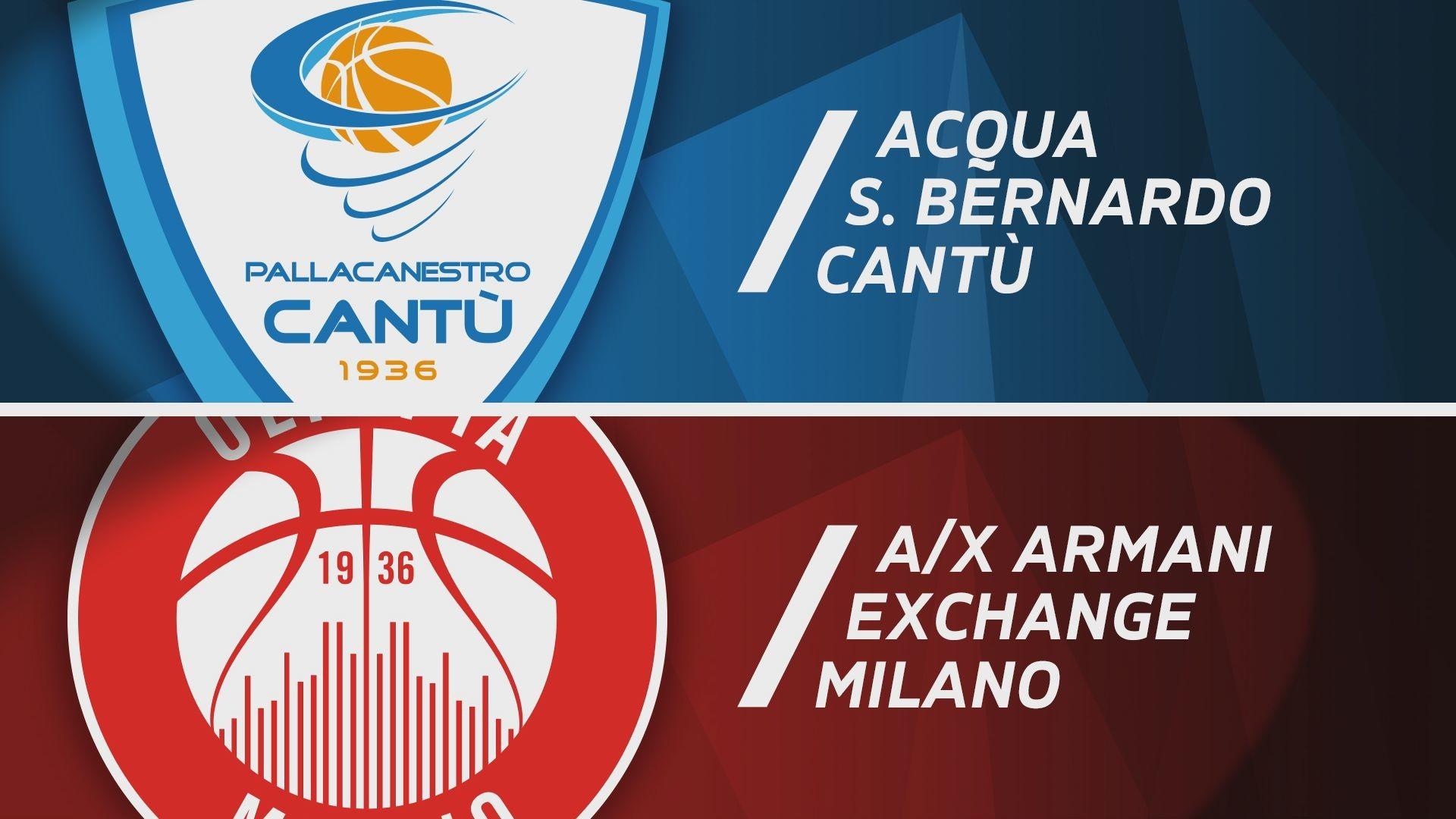 Acqua S.Bernardo Cantù - A|X Armani Exchange Milano 71-89