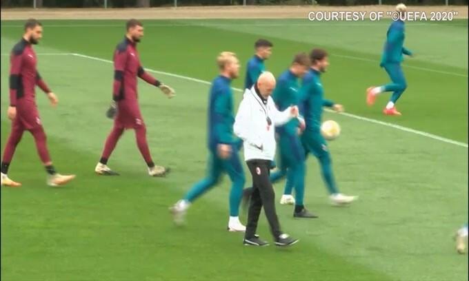 Milan: Stefano Pioli non guiderà i rossoneri a Napoli