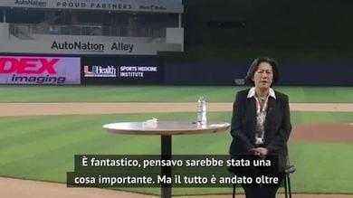 Il messaggio di Kim Ng, primo general manager donna in MLB!