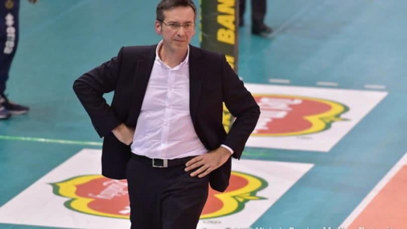Lorenzo Tubertini è il nuovo allenatore di Lagonegro