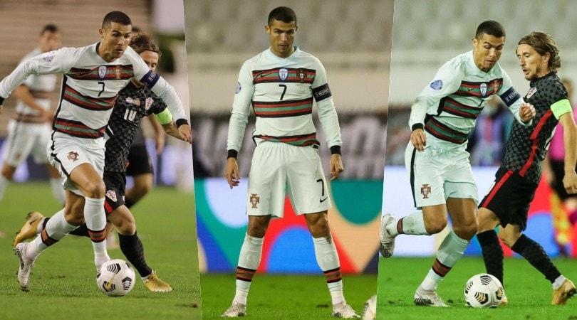 Cristiano Ronaldo non segna, ma vince il duello con Modric