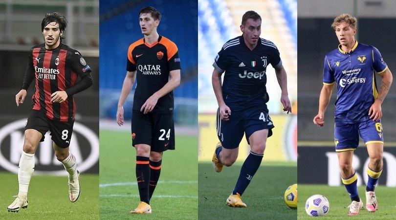 Serie A sempre più giovane: gli Under 20 più impiegati
