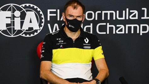 F1 Renault, Permane: