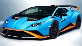 Nuova Lamborghini Huracan STO: dalla pista alla strada, tuona la potenza
