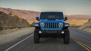 Jeep Wrangler Rubicon 392: le immagini