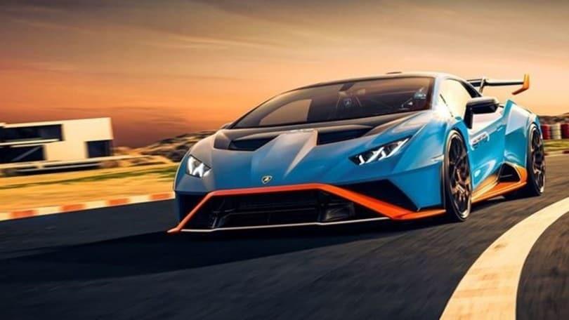 Lamborghini Huracan STO, la GT3 omologata