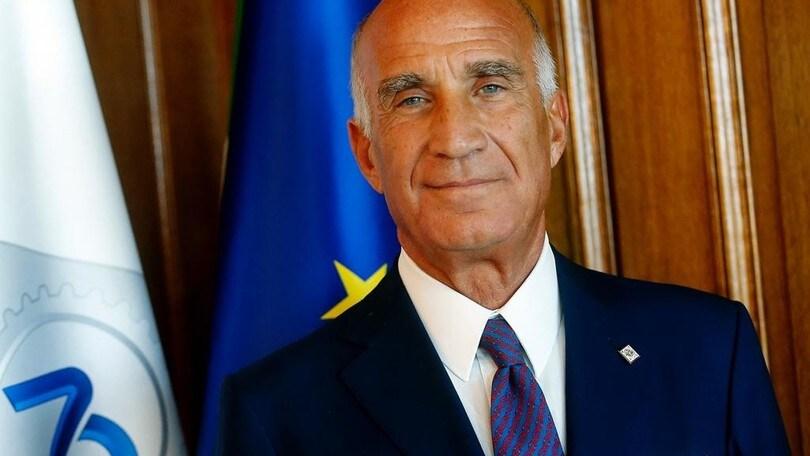 Angelo Sticchi Damiani confermato presidente ACI
