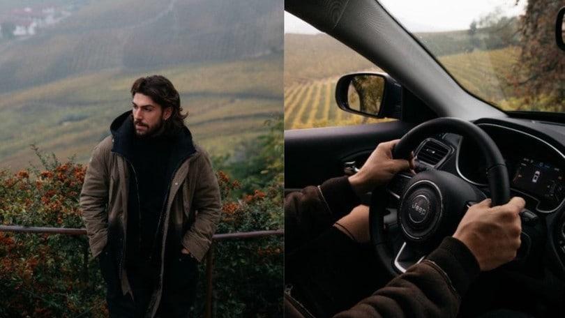 Jeep e Ignazio Moser insieme per