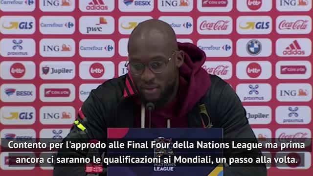 "Lukaku: ""Final Four? Adesso penso solo all'Inter..."""