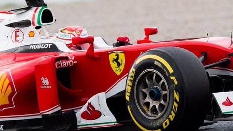 Young Driver Test, Schwartzman e Fuoco sulla Ferrari ad Abu Dhabi