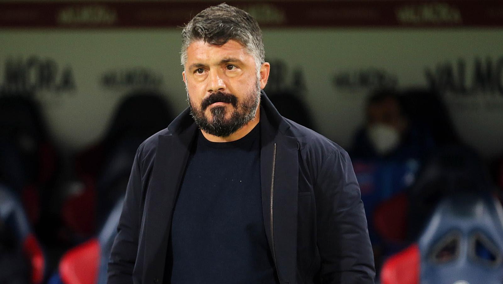 Covid e infortuni, il Napoli di Gattuso a pezzi