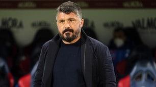 Napoli-Milan, doppia pista per Gattuso: 4-2-3-1 o 4-3-3