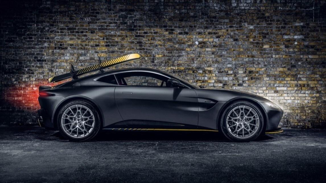 Aston Martin Vantage, ecco la 007 edition IMMAGINI