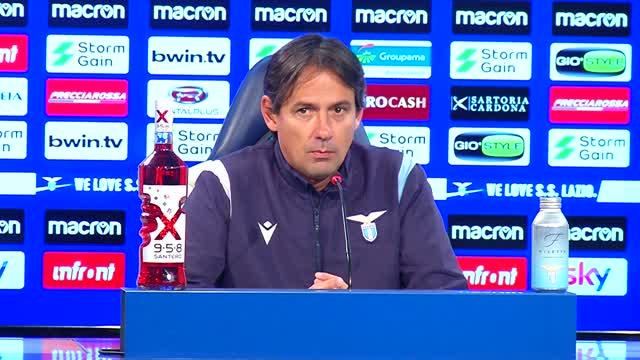 """Inzaghi: """"Luis Alberto? Ha fatto una cavolata..."""""""