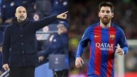 """Guardiola: """"Messi? Da tifoso spero resti al Barcellona"""""""