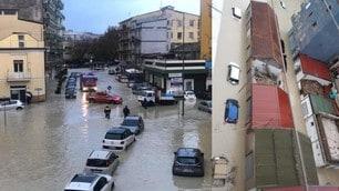 Crotone sommersa dall'acqua: match con la Lazio a forte rischio