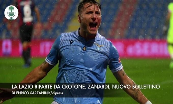 La Lazio riparte. Zanardi trasferito a Padova