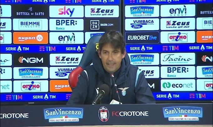 """Simone Inzaghi: """"Vittoria meritata"""""""