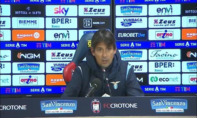 "Simone Inzaghi: ""Parolo e Fares da esaltare"""