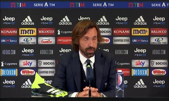 """Pirlo promuove De Ligt e Demiral: """"Grande partita"""""""